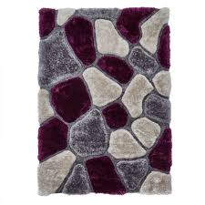 noble house nh 5858 grey purple rug by think rugs 3