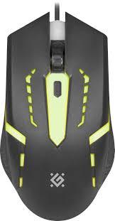 Игровая <b>мышь Defender Flash</b> MB-600L, черный