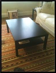 ikea lack coffee table black brown ikea lack table s large