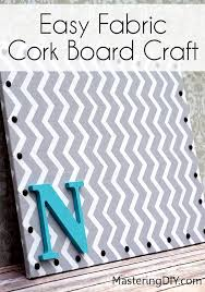 diy cork boards. Use A Special Fabric On Plane Board Diy Cork Boards