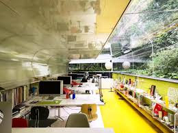 selgas cano office. Wonderful Cano The Offices Of Selgas Cano In Madrid Architecturelover Selgascano  Madrid Architecture Inside Office