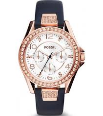 fossil es3887 rose gold womens