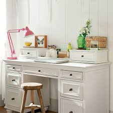 white desk with drawers modern ideas small desks for images office girls hutch
