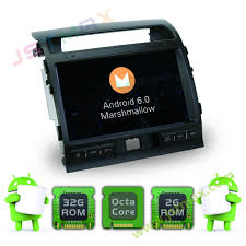 Gps Raido 2g Core 0 Player Octa Ram For Android 10 Land Toyota 6 Car qfwzz8