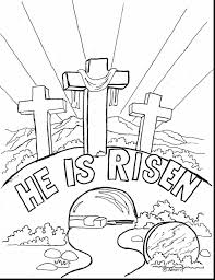 Free Printable Catholic Easter Coloring Pages Printable Coloring