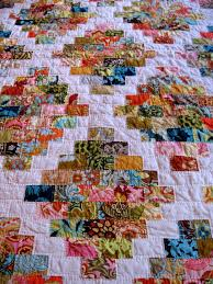 Scrappy Quilt Patterns Best Scrappy Quilt Blocks Finish At 4848 X 4848 Cut 48 X 48 White Border