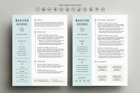 2 Column Resume Template Teplates For Every Day