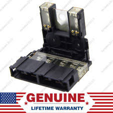 nissan fuse car truck parts for nissan altima murano maxima positive charge battery fuse block holder link fits nissan
