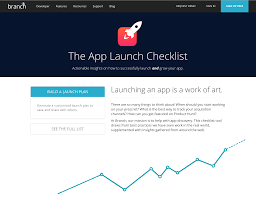 The Launch Checklist A Planning Tool For Pre And Post App Launch