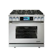 renaissance® 48 dual fuel range discovery discovery™ 36 dual fuel range
