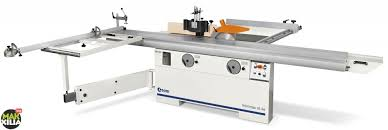 saw spindle moulder bined machine scm group mod minimax st4 e e c