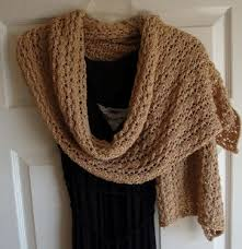 Knit Shawl Pattern