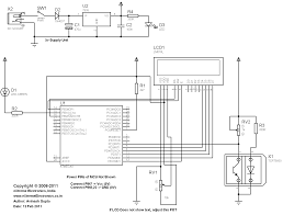 avr project atmega8 based rpm meter extreme electronics schematic of avr based rpm meter