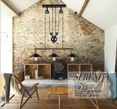 retro living room lighting chandelier country retro living room lamp dining room bedroom wrought iron lighting