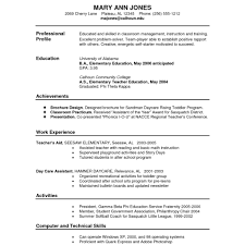 Functional Resume Layout Invoice Format