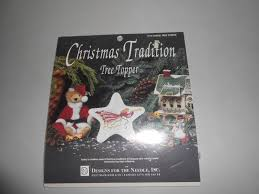Designs For The Needle Inc Designs For The Needle Christmas Tradition Angel Tree Topper