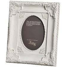 silver antique picture frames. 5x7 Ornate Antique White Oval Photo Frame Silver Picture Frames