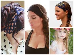 Headband Hair Style hairstyles with a thick headband hair world magazine 7927 by wearticles.com