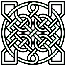 Small Picture Simple celtic coloring pages ColoringStar