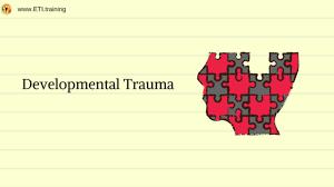 What Is Developmental Trauma Psychology Today