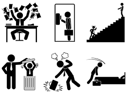 ビジネス関係のクリップアート無料イラストワーキング