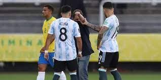Brezilya Arjantin maçı kaç kaç bitti?   Brezilya Arjantin maçı ertelendi mi?