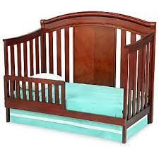 simmons kids crib. simmons kids toddler guard rail for the elite crib - baby .