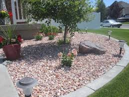 Lilac Landscape Rocks are the perfect accent for many residential landscapes  in Idaho Falls and all of Eastern Idaho. The light and playful colors of  this ...
