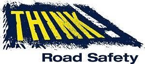 road safety essay com think road safety logo
