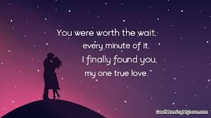 True Love Quotes New 48 True Love Quotes Quotes About Finding True Love