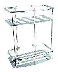 standing shower caddy free standing shower chrome corner standing shower caddy nz