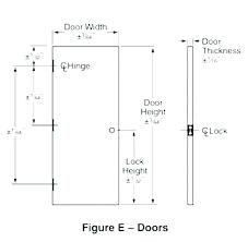 door width sizes best standard shower door height sizes glass handle width typical front door width