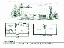 Timely One Bedroom Cabin Plans Small House With Loft Lovely One Bedroom Kits  Floor Plan