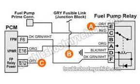 toyota pickup fuel pump wiring diagram images part 1 1993 fuel pump circuit tests gm 4 3l 5 0l 5 7l