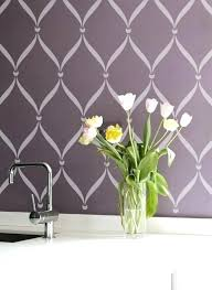 cozy large flower wall stencils for painting inspiration amazing stencil designs walls best damask images on cozy large flower wall stencils