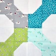 I would like to make a bow tie quilt like this one. This is a good ... & Bow tie quilt block tutorial Adamdwight.com