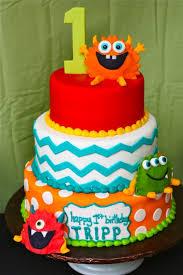 15 Baby Boy First Birthday Cake Ideas