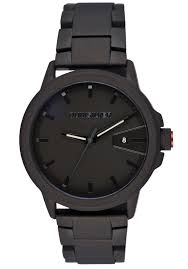 quiksilver kombat metal watch watch for men black planet sports