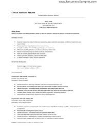 Medical Resume. Bunch Ideas Of Sample Resume Objectives For ...