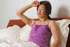 8 causes of night sweats menopause and
