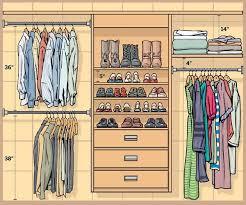 closet design dimensions. Closet Design Dimensions With Regard To Best 25 Reach In Ideas On G