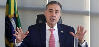 """Não são pessoas de bem. São bandidos"""", afirma Barroso sobre autores de fake  news ...</div></div>                                         <div class="""