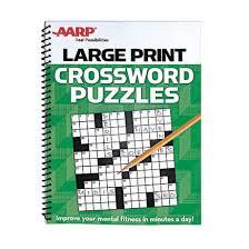aarp large print crossword puzzles 351094