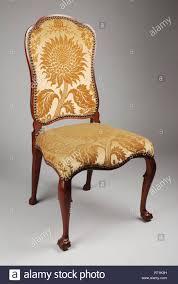Mahagoni Rokoko Stuhl Stuhl Möbel Möbel Innenarchitektur