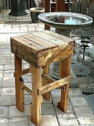 homemade outdoor bar stools bar stools unique stool diy outdoor bar stool plans