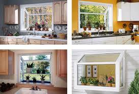 Garden Window Ideas Design