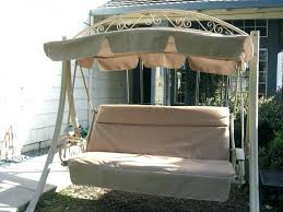 porch swings with canopy backyard swing canopy images about patio swing with canopy on inside porch