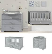 small nursery furniture. Daisy Unusual Nursery Set In Grey | Cot Bed \u0026 Chest Small Furniture