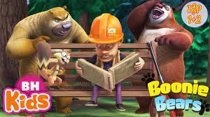 Hoạt Hình 2 Chú Gấu BOONIE BEARS - Gã Thợ Săn và Gấu Tham Ăn - Phim Hoạt  Hình Tiếng Việt Hay Nhất - YouTube