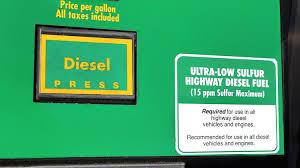 low sulfur deisel ultra low sulfur diesel ulsd fuel power service